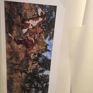 "Other - Fine Art Print- ""Manifest Destiny"" by C Tennent"